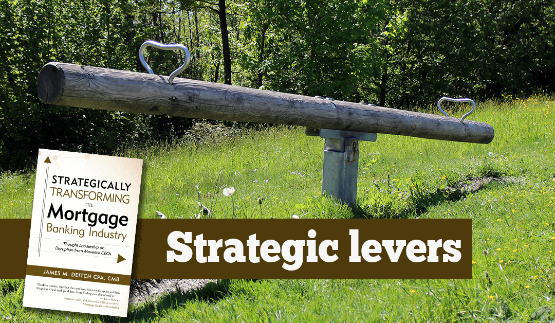 Strategic Levers can achieve huge success.  Here's how.