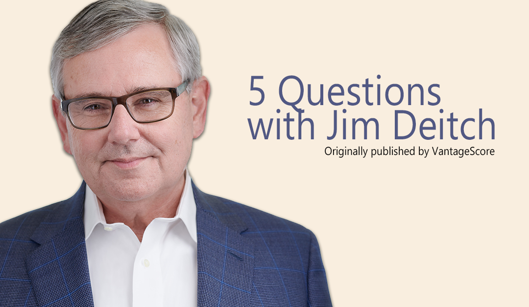 5 Questions with Jim Deitch