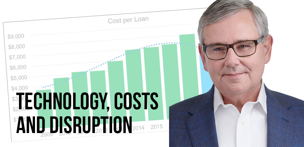Coheus on Technology, Costs and Disruption
