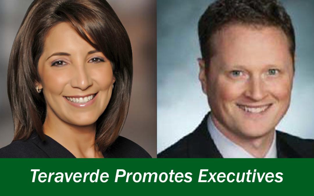 Teraverde Promotes Two Executives