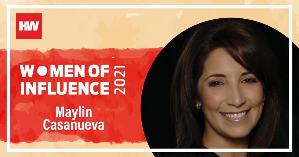 2021 Housingwire Woman of Influence Award