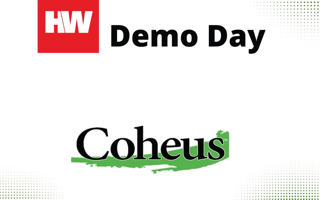 Housingwire Demo Day – Coheus Business Intelligence