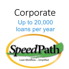 SpeedPath Gold - Corporate - up to 20,000 loans per year