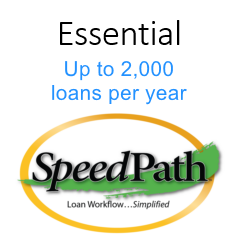 SpeedPath Gold - Essential - up to 2,000 loans per year