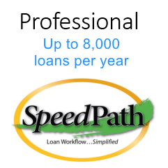 SpeedPath Gold - Professional - up to 8,000 loans per year