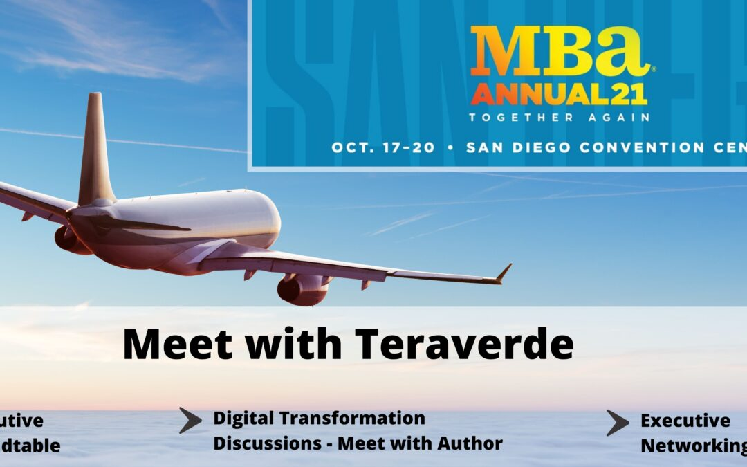 Teraverde Visits San Diego for the MBA Annual 2021 Conference
